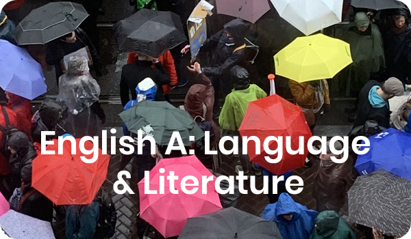 English A: Lang & Lit Support Site